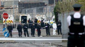 Kekacauan Kota London Akibat Ulah Tentara Irlandia Utara