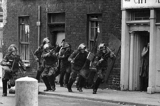 Kebengisan Tentara Sementara Irlandia Utara
